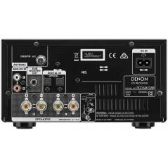 Stereo versterker met CD RCD-M41 DAB+