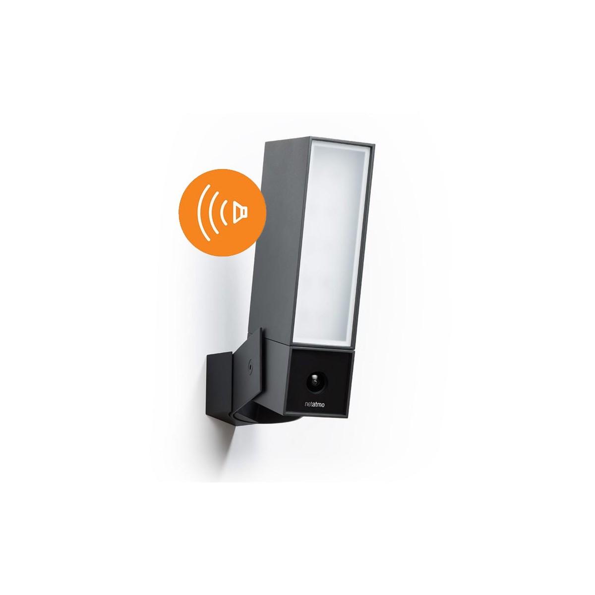 Smart buitencamera met sirene SMART OUTDOOR CAMERA WITH SIREN