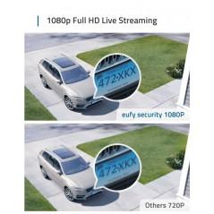 Draadloos beveiligingscamerasysteem EUFYCAM 2C (2+1)