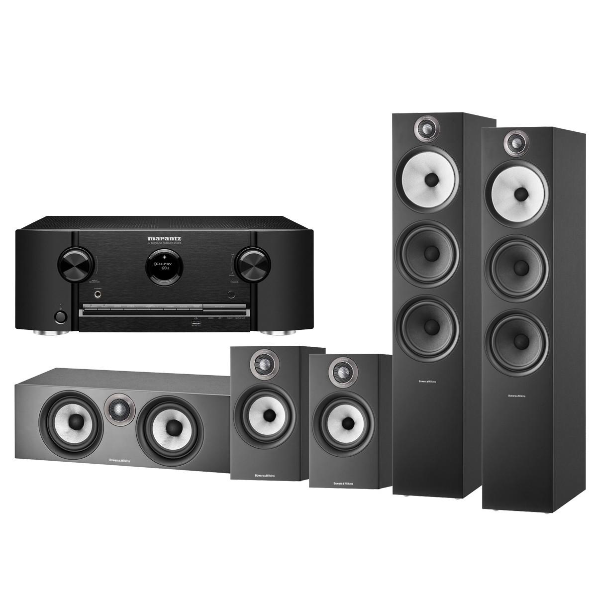 Centrale luidspreker HTM6 S2 ANNIVERSARY EDITION