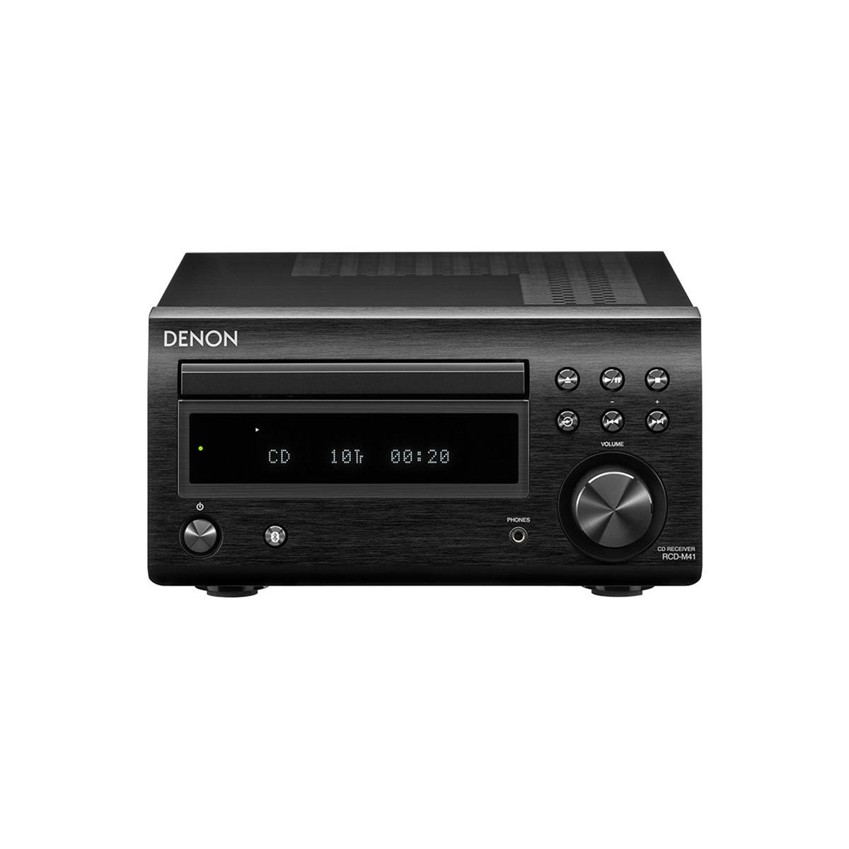 Stereo versterker met z CD RCD-M41
