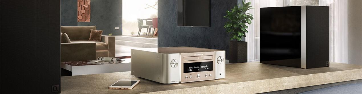 Mini stereo systemen